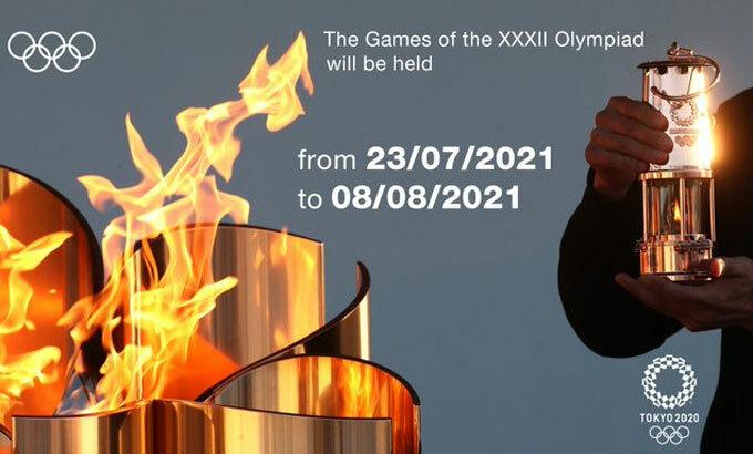 Olympic sẽ diễn ra tại Tokyo như kế hoạch ban đầu.