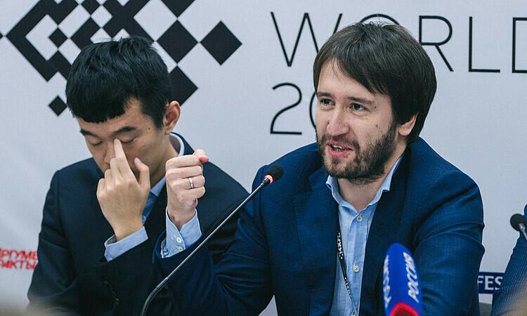 Đại kiện tướng Radjabov đòi trở lại Candidates - ảnh 1