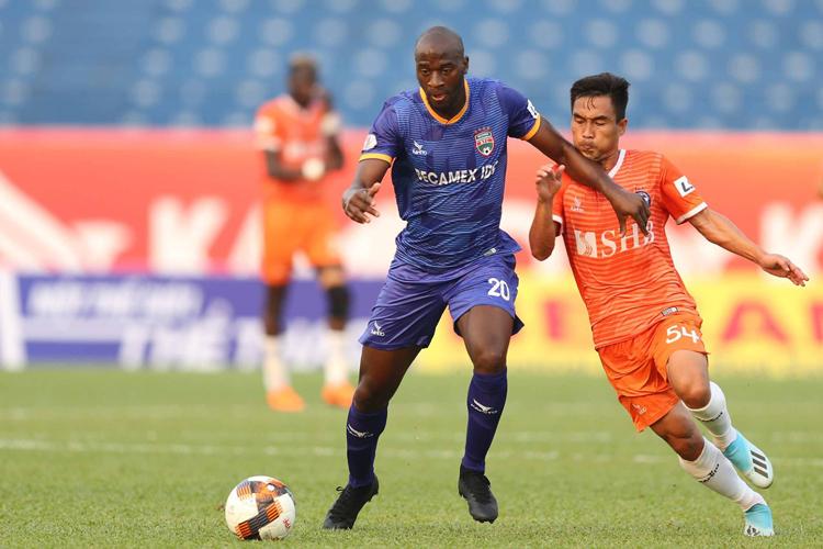Ngoài Đà Nẵng, Sài Gòn, Nam Định, Hà Tĩnh cũng đề xuất V-League 2020 không có đội xuống hạng. Ảnh: VPF