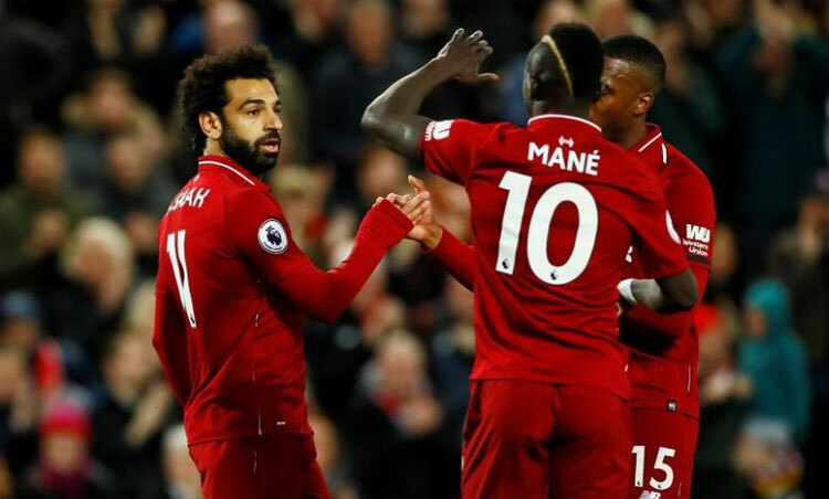 Liverpool tập yoga - ảnh 1