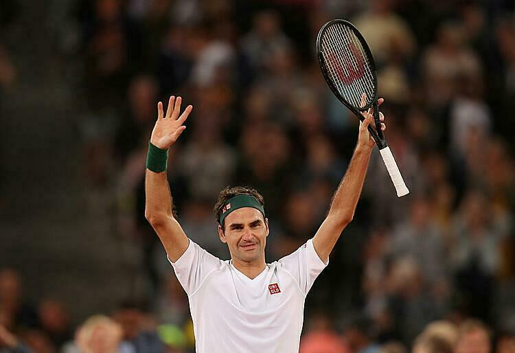 Federer được xem như tay vợt có kỹ thuật toàn diện bậc nhất lịch sử. Ảnh: Reuters.