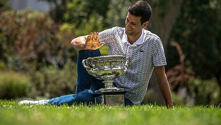 Tennis có thể tê liệt tới hết 2020 - ảnh 1