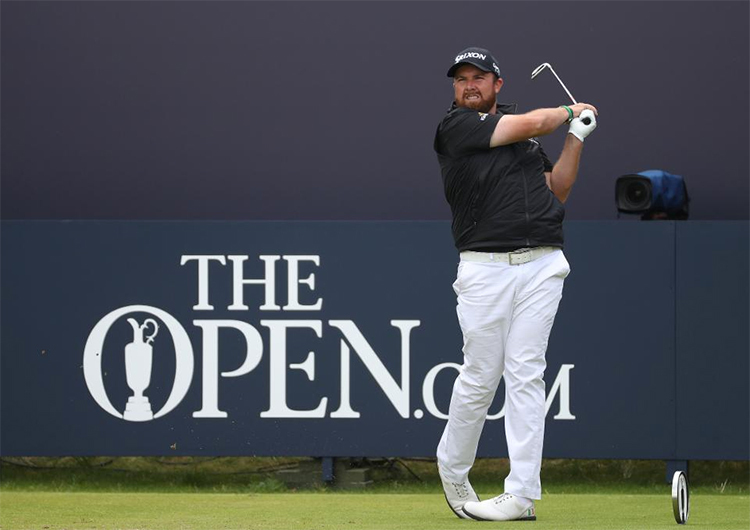 Shane Lowry là nhà vô địch The Open Championship 2019. Ảnh: AP.