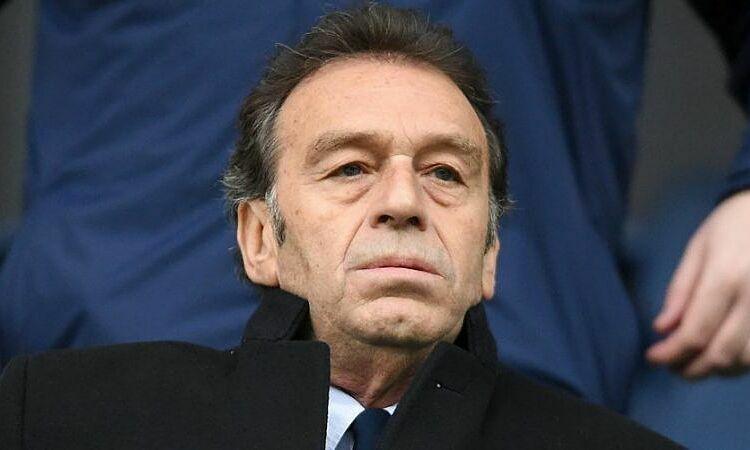 Chủ tịch Brescia Massimo Cellino chỉ trích ý tưởng cho các giải đấu trở lại. Ảnh: Reuters.