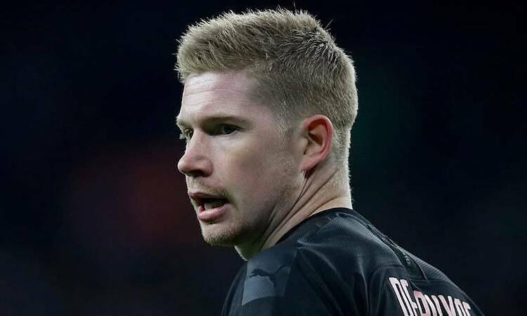 De Bruyne lo ngại các cầu thủ sẽ chấn thương nếu thi đấu trở lại sau vài tuần không hoạt động. Ảnh: Reuters.
