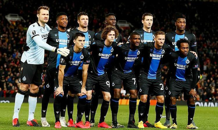 Club Brugge được công nhận là nhà vô địch Bỉ mùa giải 2019-2020. Ảnh: Reuters.