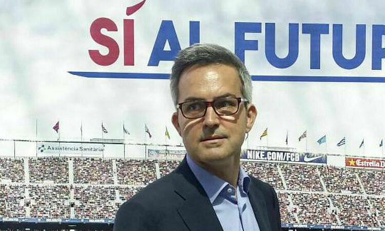 Font là ứng viên thay thế Bartomeu. Ảnh: Marca.