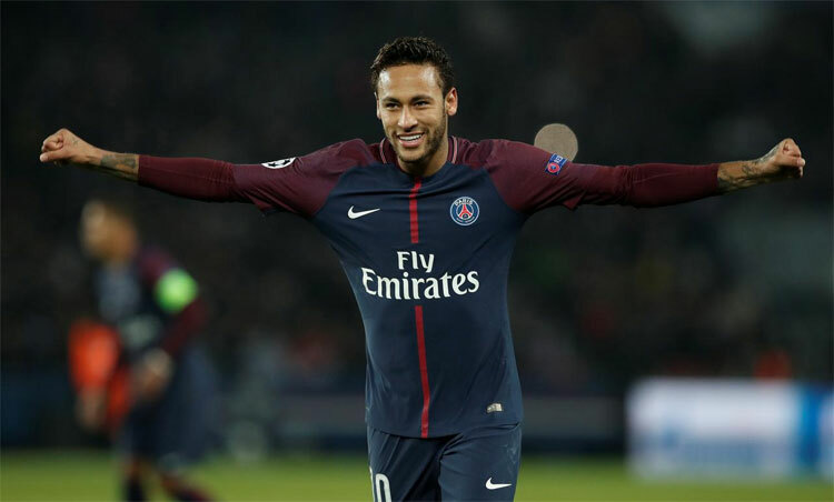 Neymar ủng hộ tiền cho đồng bào quê nhà. Ảnh: Reuters.