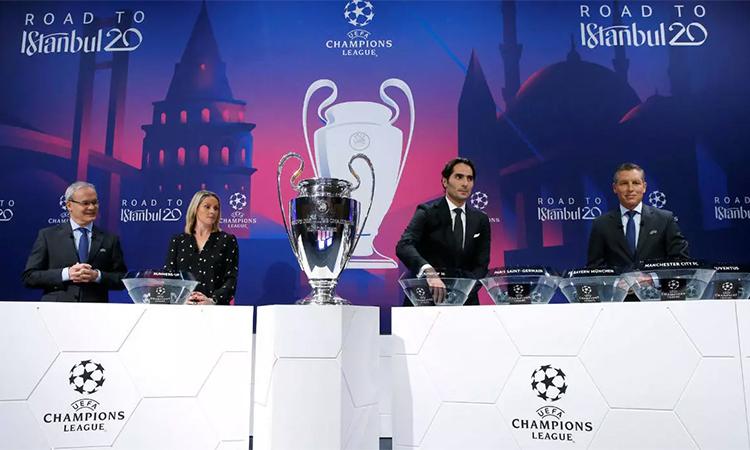 Istanbul sẽ đăng cai trận chung kết Champions League mùa này