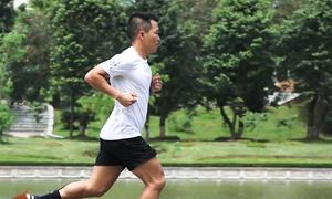 Dáng chạy bộ tối ưu năng lượng