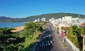 Đa số runner chạy giải VM Quy Nhơn chọn cự ly dài