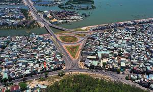 Giao thông thuận lợi cho người chạy tại VM Quy Nhơn