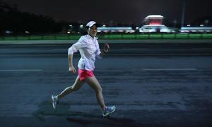 Hỗ trợ đổi vé di chuyển cho runner giải chạy đêm Hà Nội