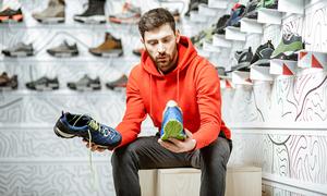Các lưu ý trước khi mua giày chạy