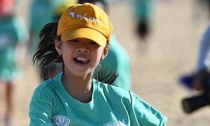 Giải chạy Kun Marathon Hanoi 2020 dành riêng cho trẻ