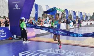 Nhà vô địch 37 tuổi của giải chạy Quy Nhơn: 'Tôi chưa tới hạn'