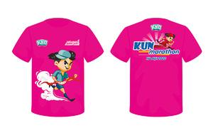 Các vật phẩm cho bé tại Kun Marathon Hanoi 2020