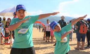 Cách nhận race kit tại Kun Marathon Hanoi 2020