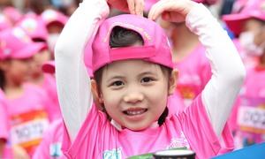 Những khoảnh khắc ấn tượng của Kun Marathon Hanoi 2020