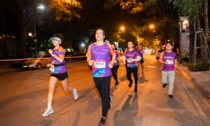 Runner TPBank thể hiện tinh thần tiên phong trong giải đêm Hà Nội