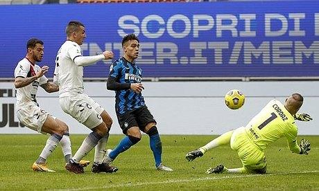 Inter thắng 6-2 ở Serie A - VnExpress Thể thao