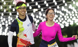 VnExpress Marathon Amazing Halong dời ngày tổ chức