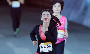 VnExpress mở cổng bán vé giải marathon Hạ Long
