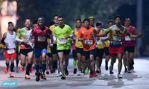Ngày cuối bán vé 'siêu sớm' giải marathon đêm Hà Nội