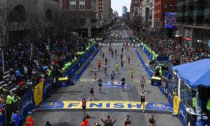 Boston Marathon 2021 quy tụ 13 nhà vô địch
